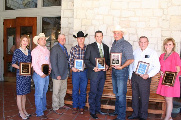 101st TSGRA Convention Award Winners
